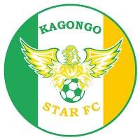 Kagongo Star Football Club logo.