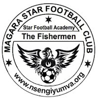 Magara Star Football Club logo.