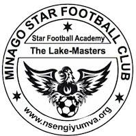 Minago Star Football Club logo.